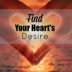 Find Your Heart's Desires