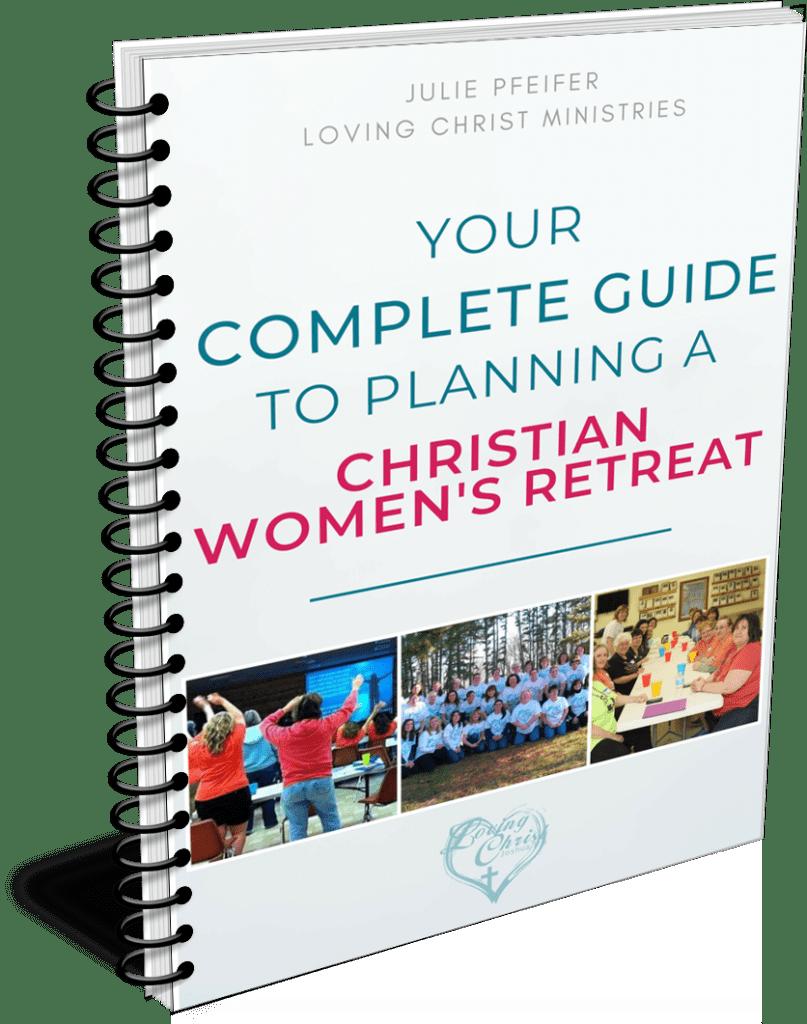 Retreat Guide Book Cover