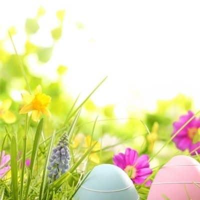 Free Easter Sticker Printables