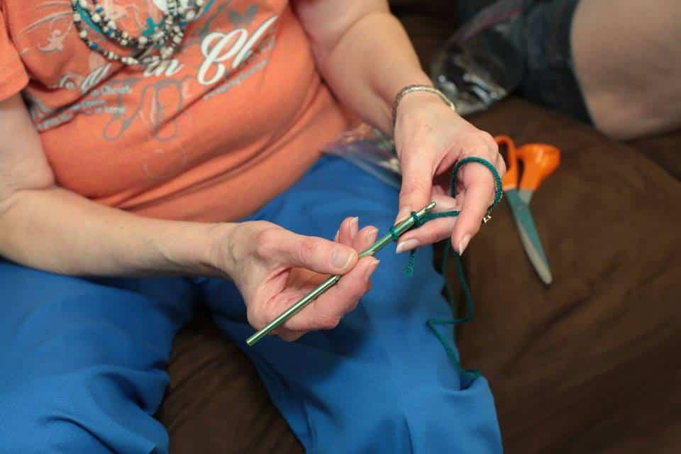 Crochet for Christ Retreat Craft   Loving Christ Ministries