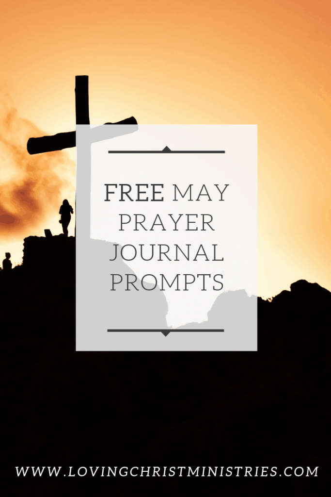 Free May Prayer Journal Prompts