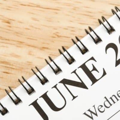 June Prayer Journal Prompts