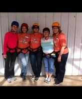 Ready to zipline